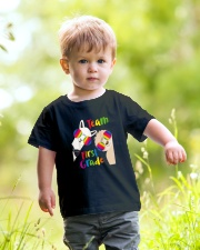 Team First Grade Youth T-Shirt lifestyle-youth-tshirt-front-5