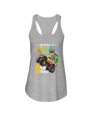 Monster Truck 5th Grade Ladies Flowy Tank thumbnail