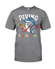 Diving Into Kindergarten Classic T-Shirt thumbnail
