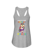3rd Grade Magical Ladies Flowy Tank thumbnail