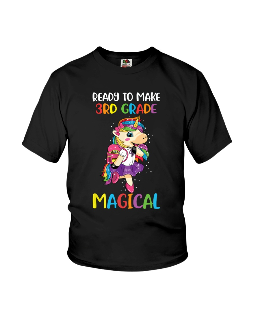 3rd Grade Magical Youth T-Shirt