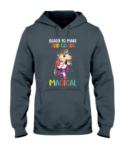 3rd Grade Magical Hooded Sweatshirt thumbnail