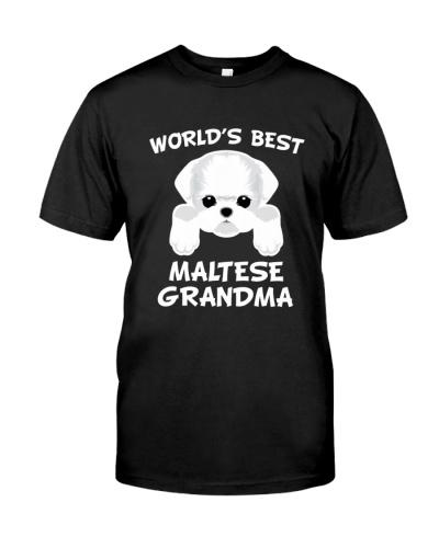 Maltese Grandma