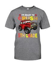 Monster Truck Crush 5th Grade   Classic T-Shirt thumbnail