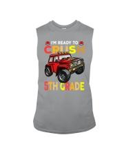 Monster Truck Crush 5th Grade   Sleeveless Tee thumbnail