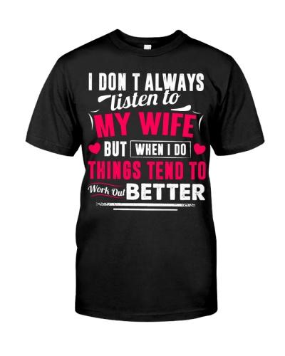 I Don't Always