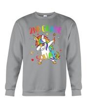 2nd Grade Squad  Crewneck Sweatshirt thumbnail