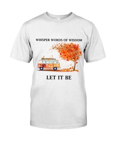 Whisper Words Of Wisdom Let It Be