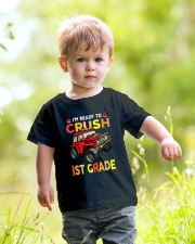Monster Truck Crush 1st Grade   Youth T-Shirt lifestyle-youth-tshirt-front-5