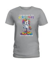 Crush 1st Grade Ladies T-Shirt thumbnail