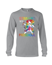 Straight Into Preschool Long Sleeve Tee thumbnail