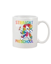 Straight Into Preschool Mug thumbnail