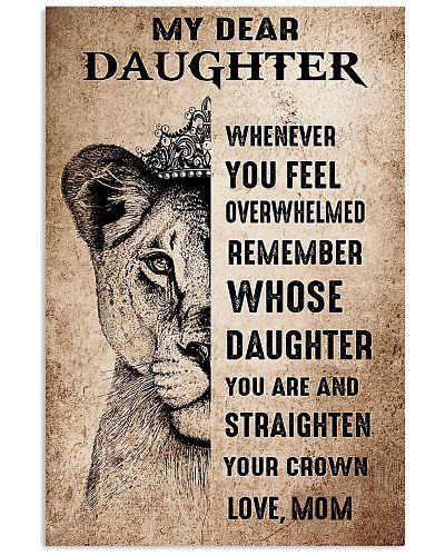 My Dear Daughter