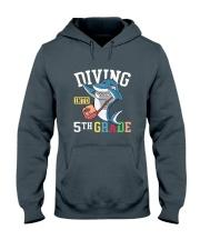 Diving Into 5th Grade Hooded Sweatshirt thumbnail
