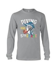 Diving Into 5th Grade Long Sleeve Tee thumbnail