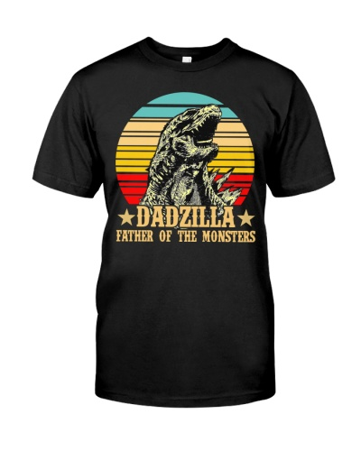 Dadzilla Father Of The Monsters