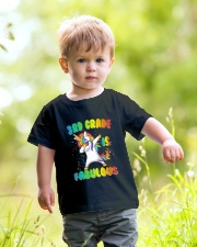 3rd Grade 2 Fabulous  Youth T-Shirt lifestyle-youth-tshirt-front-5