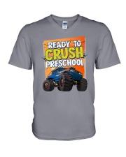 Ready To Crush Preschool V-Neck T-Shirt thumbnail