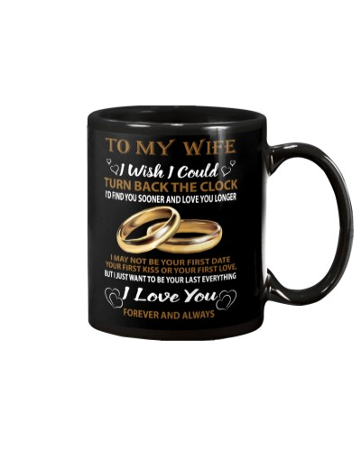 To My Wife I Wish I Could