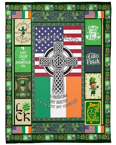 Irish By Blood American By Birth Patriot