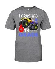 I Crushed 6th Grade Classic T-Shirt thumbnail