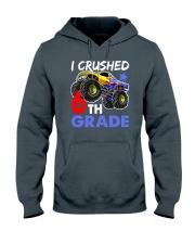 I Crushed 6th Grade Hooded Sweatshirt thumbnail