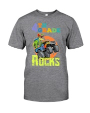 4th Grade Rocks Classic T-Shirt thumbnail