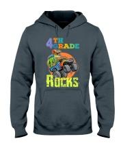 4th Grade Rocks Hooded Sweatshirt thumbnail