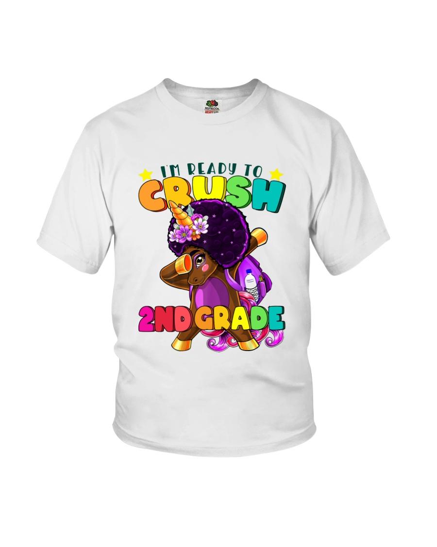 Crush 2nd Grade 2 Youth T-Shirt