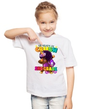 Crush 2nd Grade 2 Youth T-Shirt lifestyle-youth-tshirt-front-2