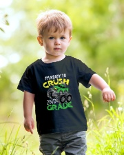 Monster Truck Crush 2nd Grade  Youth T-Shirt lifestyle-youth-tshirt-front-5