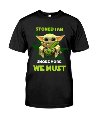 Stoned I Am