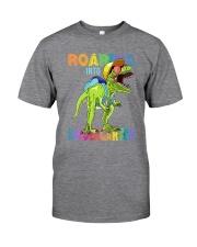 Family Roaring Into Kindergarten Classic T-Shirt thumbnail