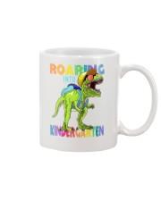 Family Roaring Into Kindergarten Mug thumbnail