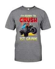 Crush 1st Grade - Truck  Classic T-Shirt thumbnail