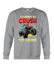 Crush 1st Grade - Truck  Crewneck Sweatshirt thumbnail