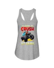 Crush 1st Grade - Truck  Ladies Flowy Tank thumbnail
