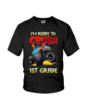 Crush 1st Grade - Truck  Youth T-Shirt front