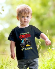 Crush 1st Grade - Truck  Youth T-Shirt lifestyle-youth-tshirt-front-5