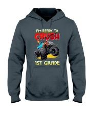 Crush 1st Grade - Truck  Hooded Sweatshirt thumbnail