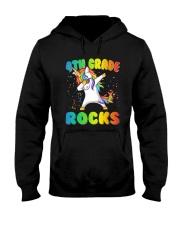4th Grade Unicorn 2 Rocks  Hooded Sweatshirt thumbnail