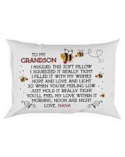 Nana-grandson Rectangular Pillowcase front