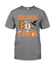 5th Grade Boo Crew Classic T-Shirt tile