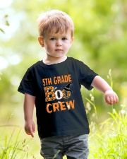 5th Grade Boo Crew Youth T-Shirt lifestyle-youth-tshirt-front-5
