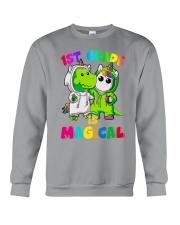 1st Grade Magical Crewneck Sweatshirt thumbnail