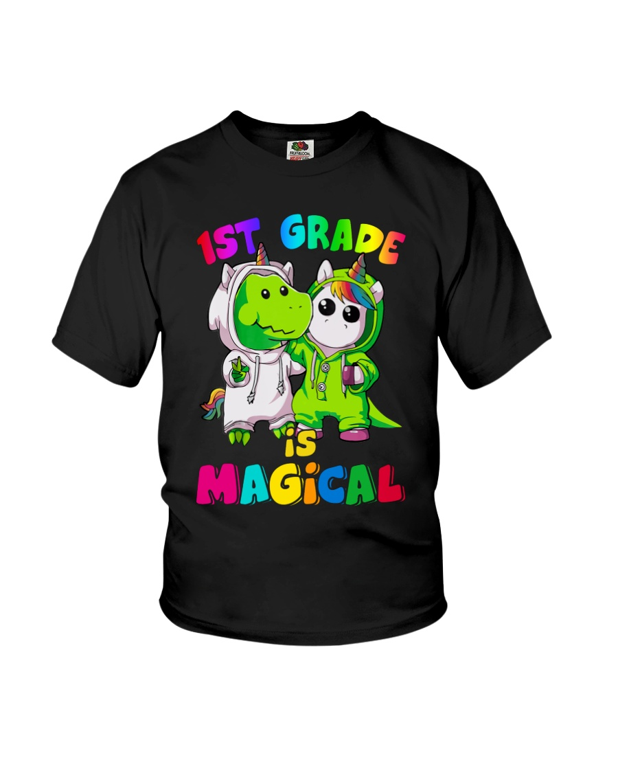 1st Grade Magical Youth T-Shirt
