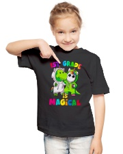 1st Grade Magical Youth T-Shirt lifestyle-youth-tshirt-front-2