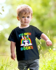 8th Grade Unicorn 3 Rock 3  Youth T-Shirt lifestyle-youth-tshirt-front-5