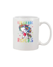 Unicorn 1st Grade Rocks Mug thumbnail