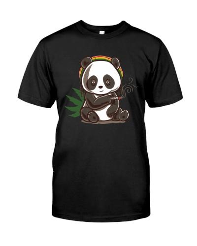 Smoking Panda